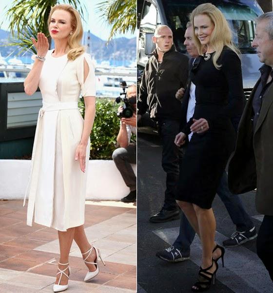 El look de Nicole Kidman Style Cannes @blocdemoda