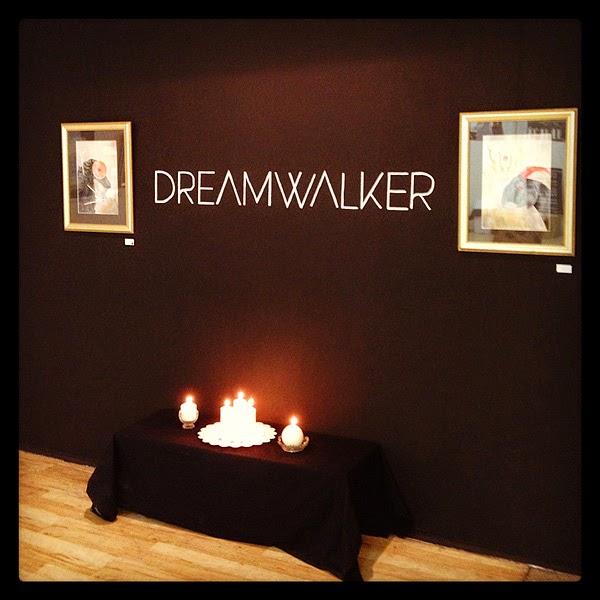 espionage gallery - dreamwalker: caitlin millard show - 15/8/13