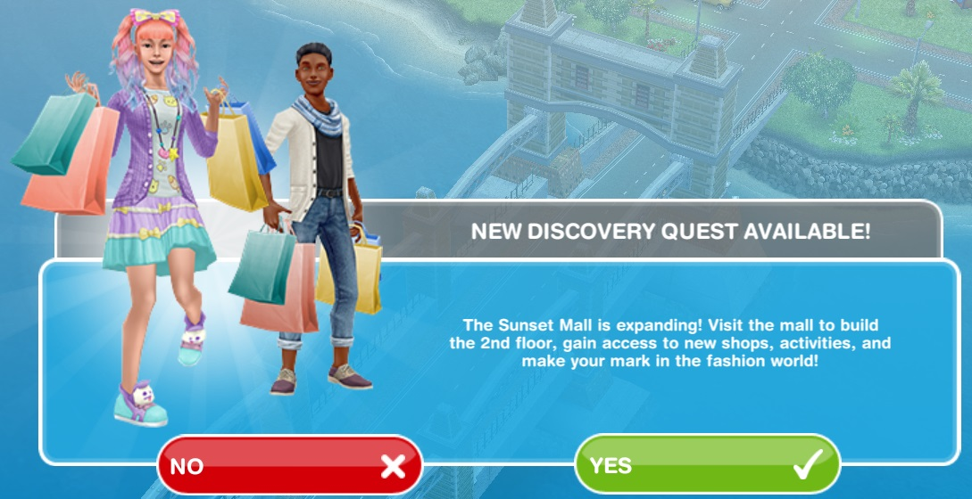 Sims freeplay quests and tips for How to make a second floor on sims freeplay