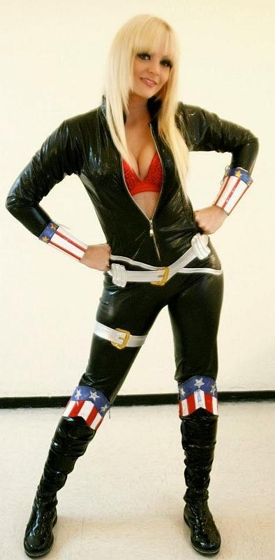 AAA Luchadora Jennifer Blake
