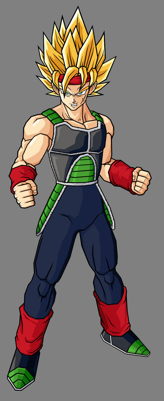 DRAGON BALL Z WALLPAPERS: Bardock super saiyan