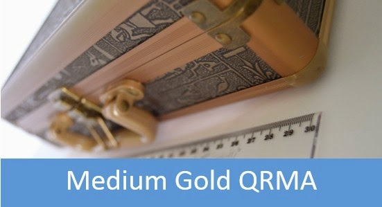 QRMA bahasa indonesia Medium Gold