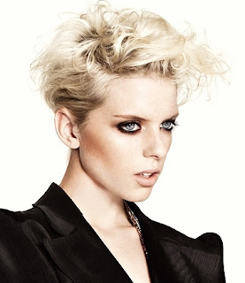 new short cut hairstyle 2012 for women