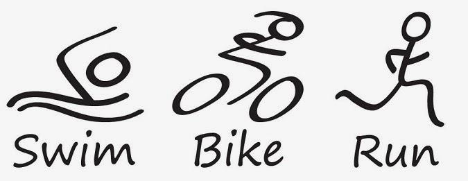 Swim, Bike, and Run