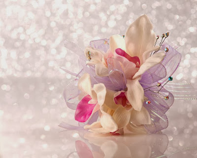 Corsage and Flowers