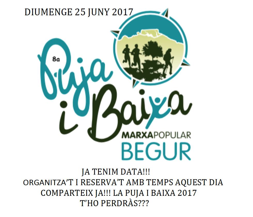 PUJA I BAIXA 2017