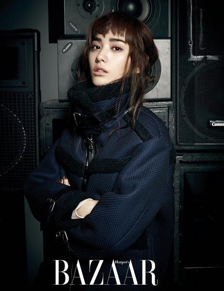 Nana Harper's Bazaar