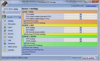EnterpriseDT CompleteFTP