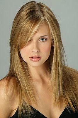 coiffure jeune femme cheveux mi long