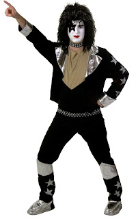 KISS Starchild Adult Costume