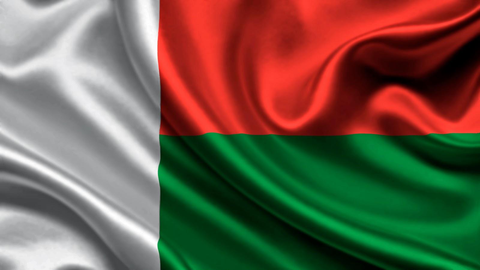 madagascar africa flag