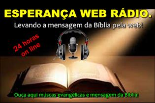 Esperança web rádio 2017.