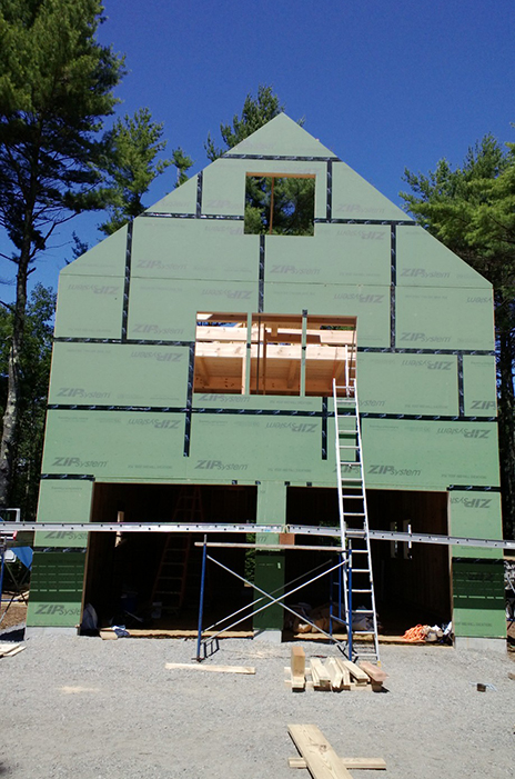 Prefab garage kits maine for Garage packages maine