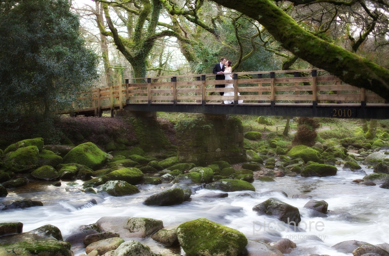 Woodland Wedding Photographer Kitley House Wedding