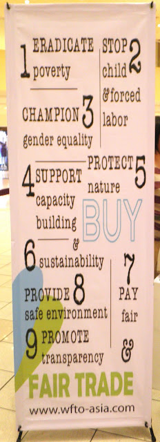 World Fair Trade Organization-Asia: I'm a 100% Guilt Free Shopper 14