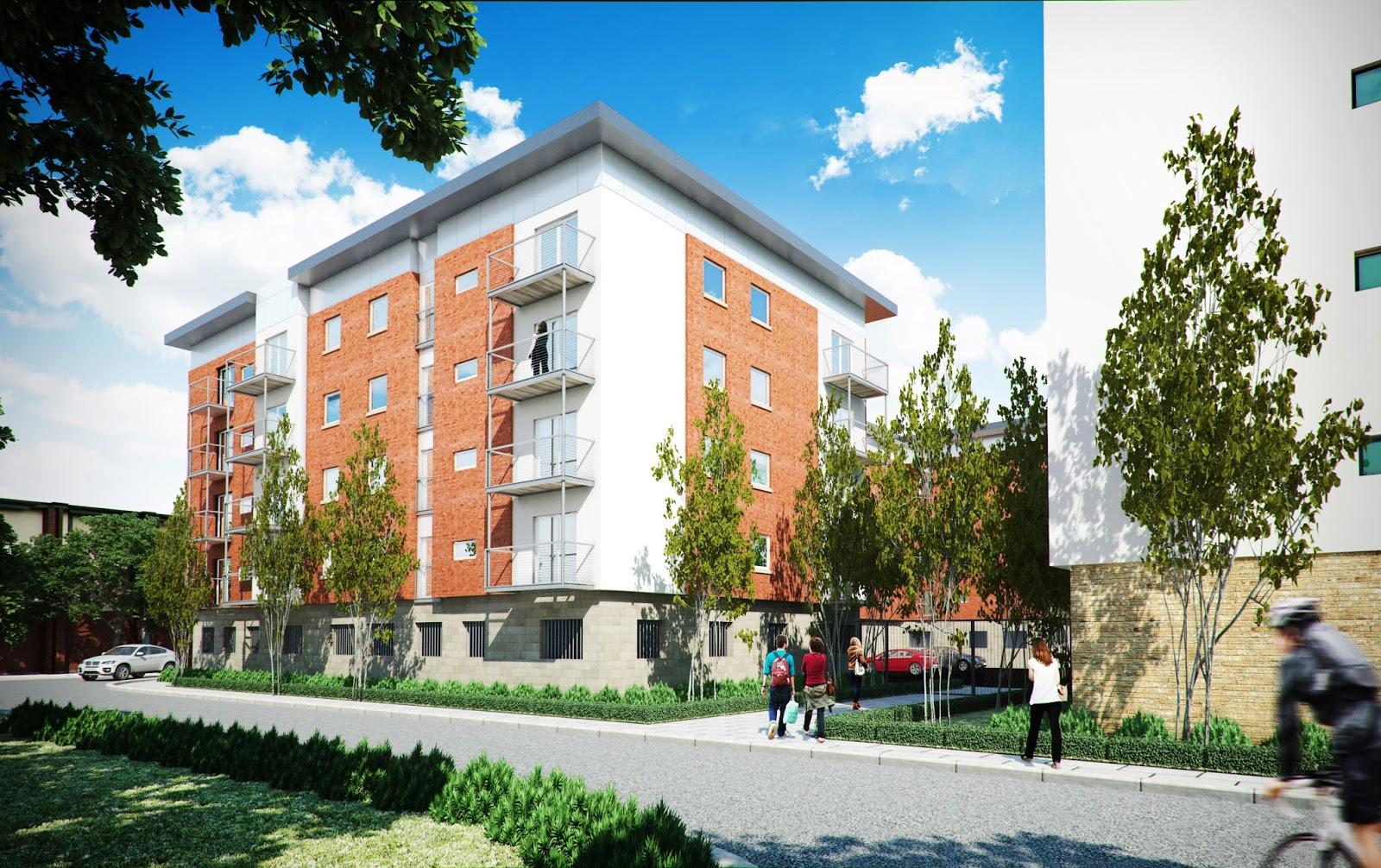 英國房地產-曼徹斯特住宅公寓