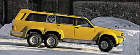 mobil berburu raja arab