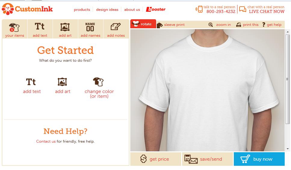 desain baju online gratis