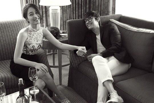 Lee Byung Hun, Lee Min Jung