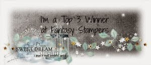 Fantasy Stampers Top 3 - Oct. 2014