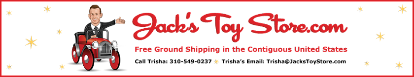 New At JacksToyStore.com