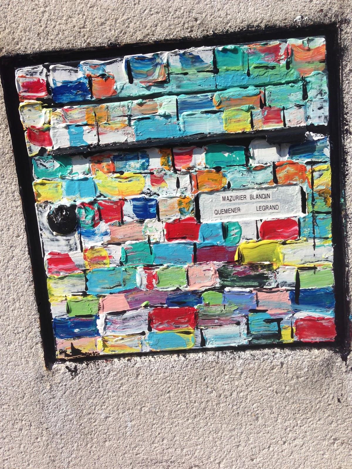Val peintures - Peindre boite aux lettres ...