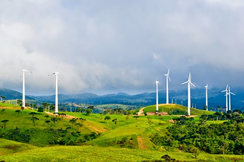 Wind farm (Credit:  (Credit: Wind Power and Prices/shutterstock) Click to enlarge.