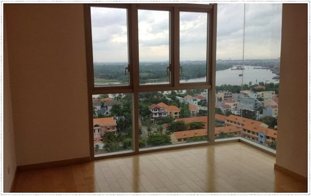 Apartment for rent in The Vista an phu