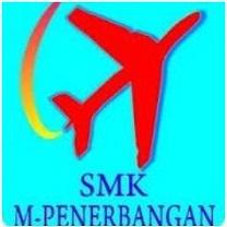 Logo SMK Manajemen Penerbangan