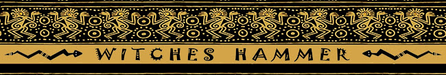 GEMS FROM WITCHES HAMMER - TUCSON, ARIZONA