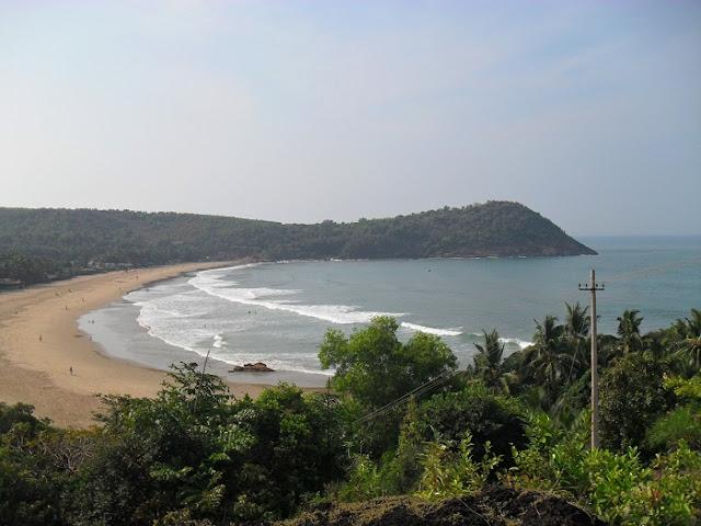 Гокарна  - пляж для европейских туристов