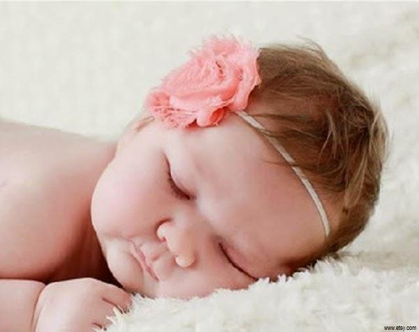 Photo bébé fille mignon 2015