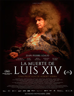 Ver La Mort de Louis Xiv (The Death of Louis Xiv)  (2016) película Latino