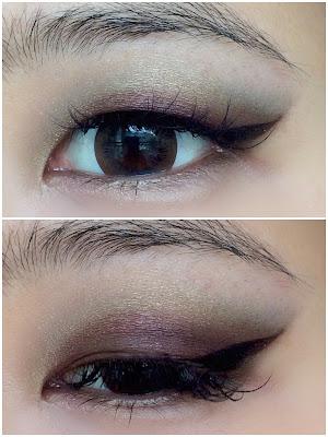 Dark Matter Makeup, Rei, Ellen, Haruka