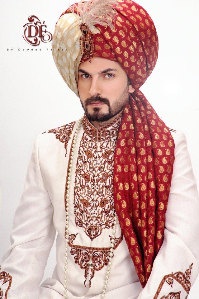 Sensational groom dress collection of manish malhotra