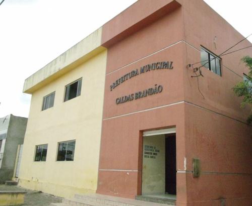 Prefeitura Municipal de Caldas Brandão. No caminho certo