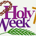 Join Us For Holy Week Services April 13 -20