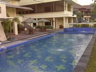 Kolam Renang Hotel Wisma Aji