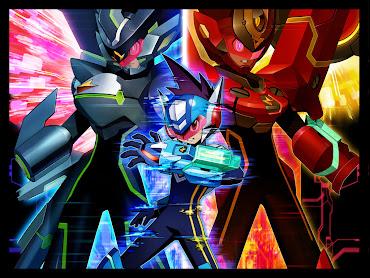 #2 Megaman Wallpaper