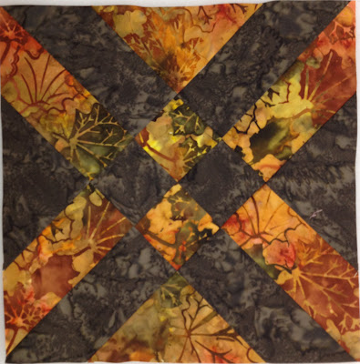 FREEBIES FOR CRAFTERS: Arrowhead Quilt Block