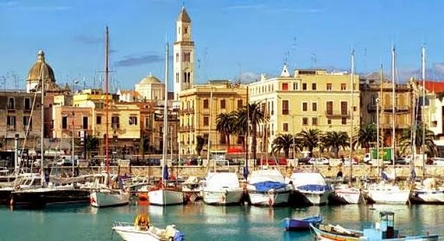 город бари италия