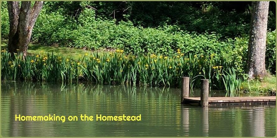 Homemaking on the Homestead