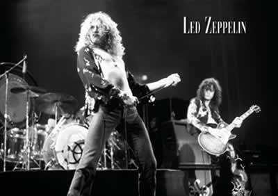 the success story of the hard rock band led zeppelin They have their detractors, sure, but it's hard to deny that led zeppelin were one  of the greatest rock bands in history — and also one of the.