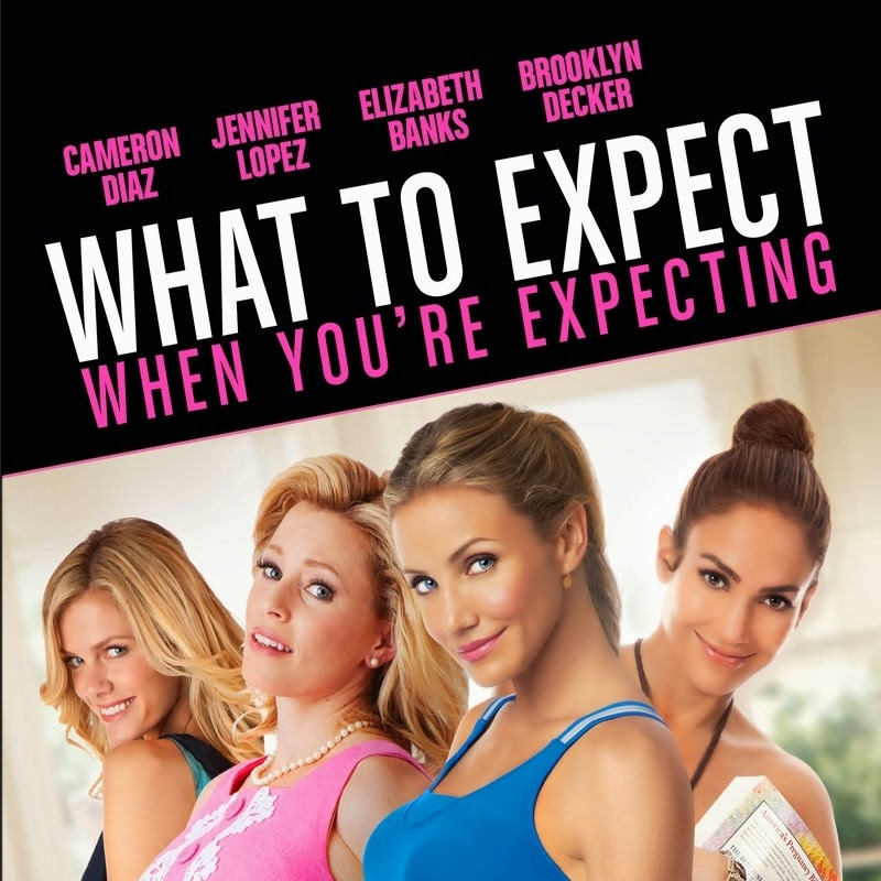 What to Expect When You're Expecting Movie Cover