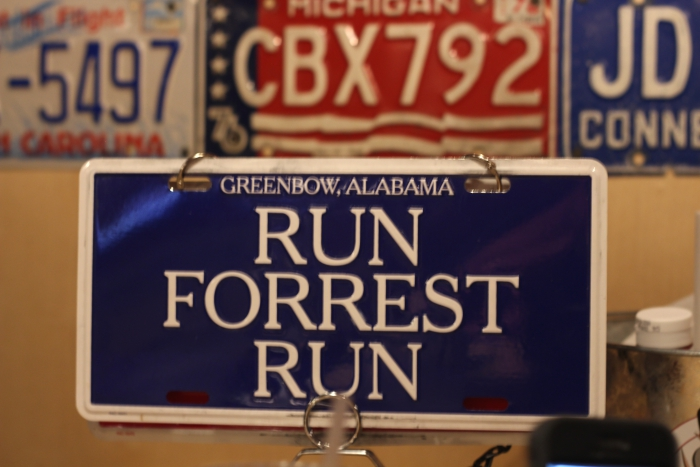 Bubba Gump London Review Restaurant