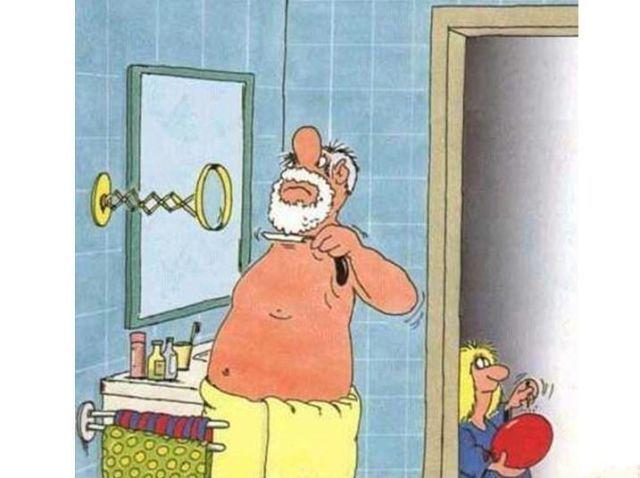 Humorous Cartoon