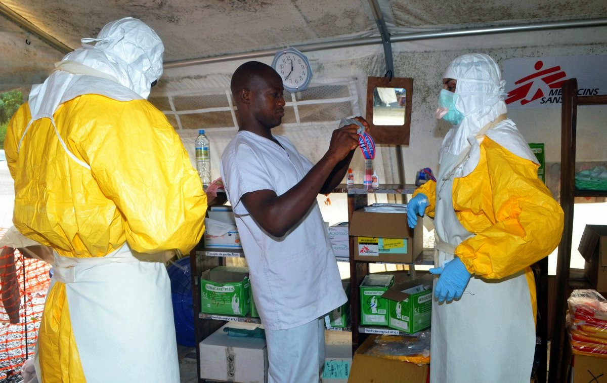Liberians in trouble after man brings Ebola to Nigeria