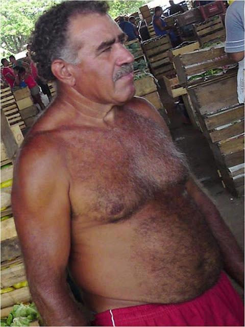 Old Naked Grandpa
