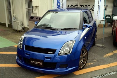 Suzuki on Suzuki Swift Sport Blue  Cars Wallpapers And Pictures Car Images Car