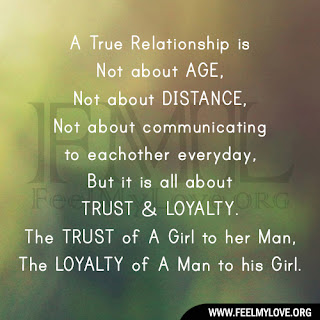 A True Relationship is Not about AGE
